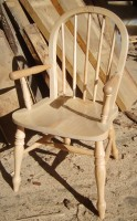 Child's stickback chair