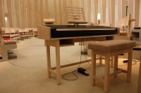 Music room furniture