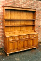 Large Dresser with Spice Drawer Detail