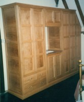Fitted Wardrobe with Integral Sink