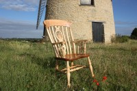 'Windmill' armchair