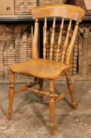 Kitchen Spindle-Back Chair