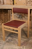 Milton Stacking Chair (Upholstered)