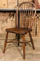 Stick-Back Chair with Tail