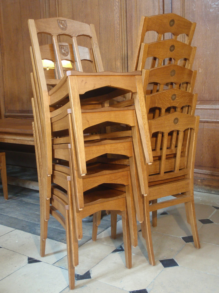 Corpus Christi College, Oxford 'Pelican' chair